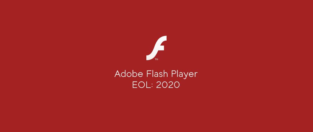 Adobe to Kill Flash Media Player in 2020